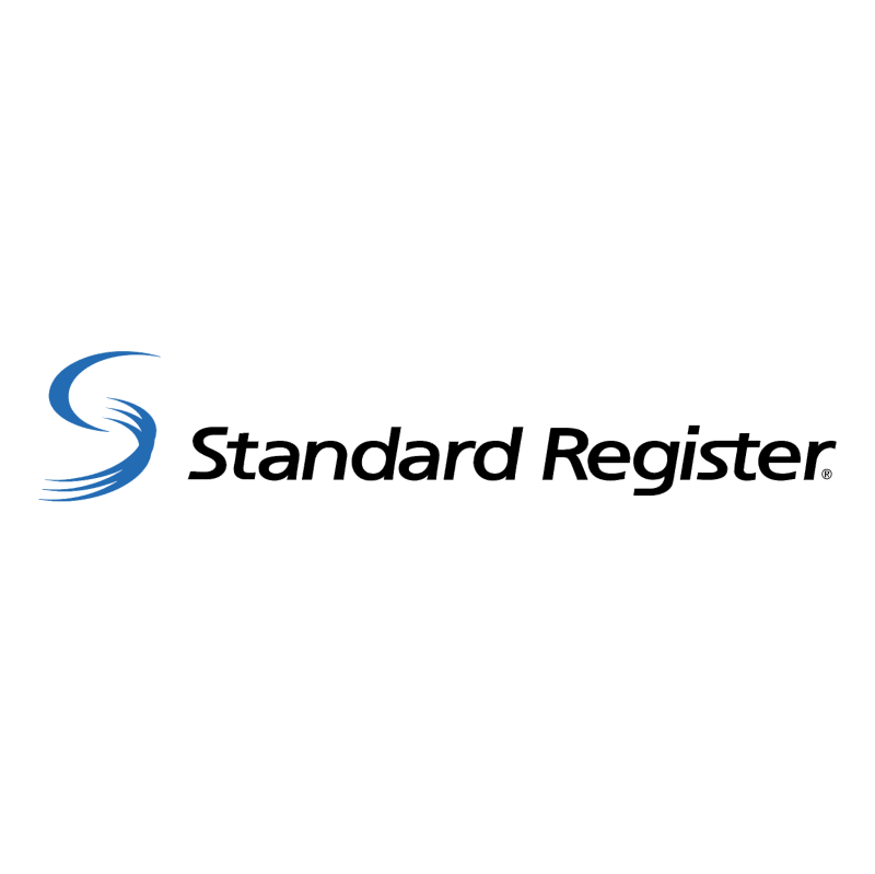 Standard Register vector logo