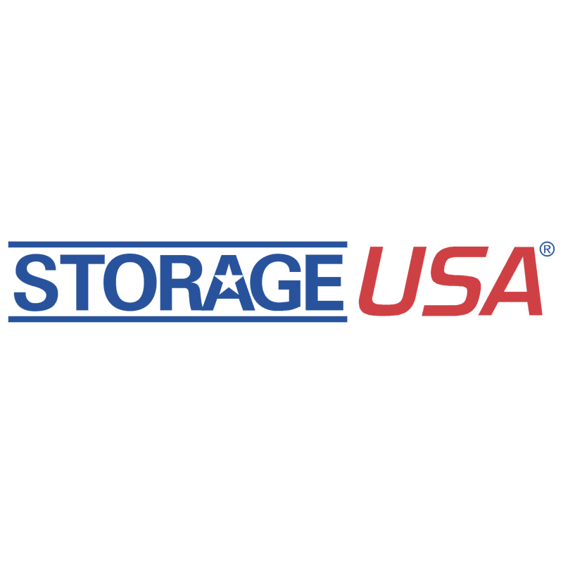 Storage USA vector logo