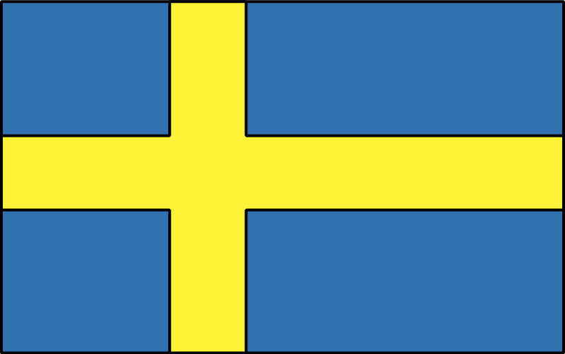 swedenc vector