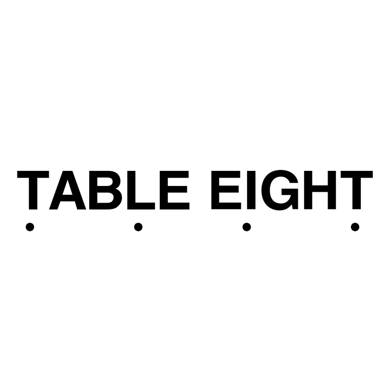 Table Eight vector