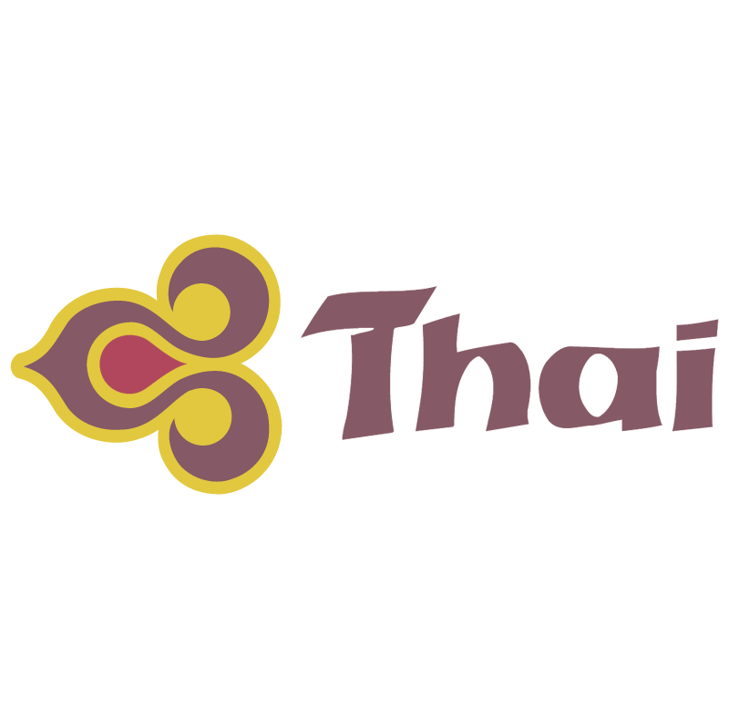 Thai Airways vector