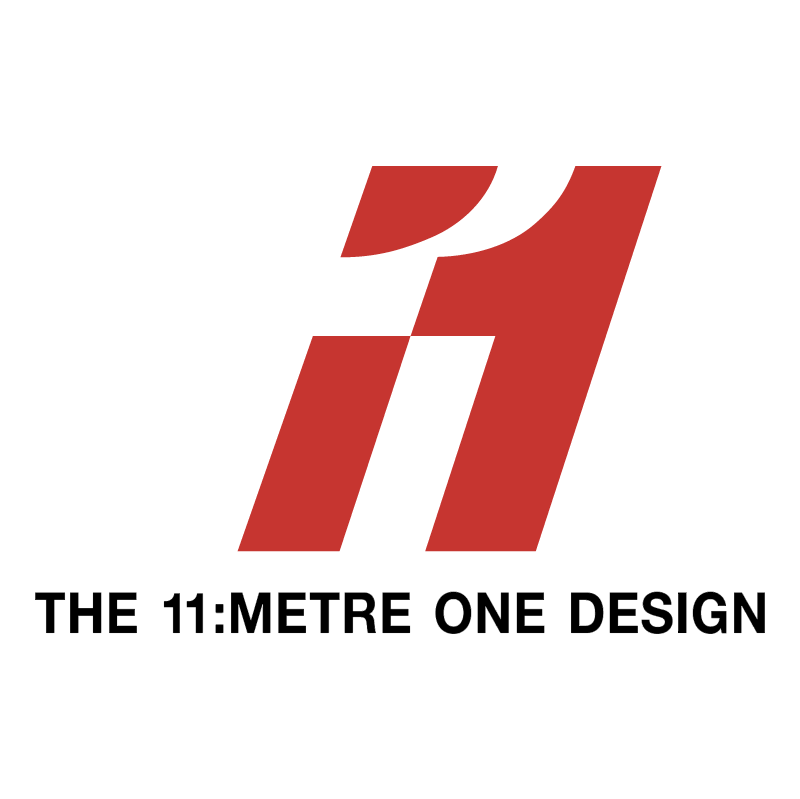 The 11 Metre One Design vector