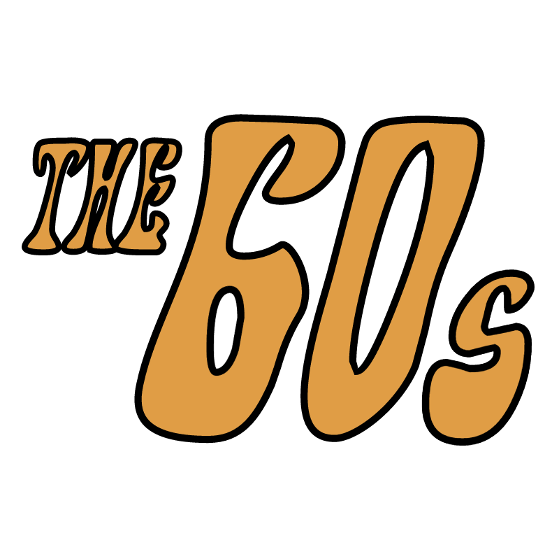 The 60's vector logo