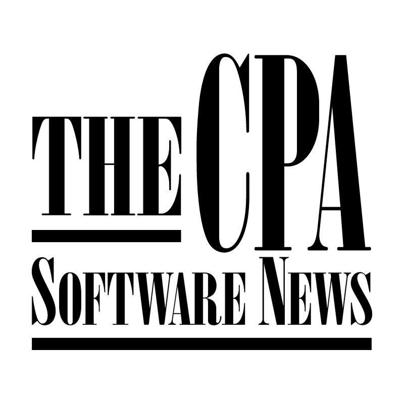 The CPA Software News vector