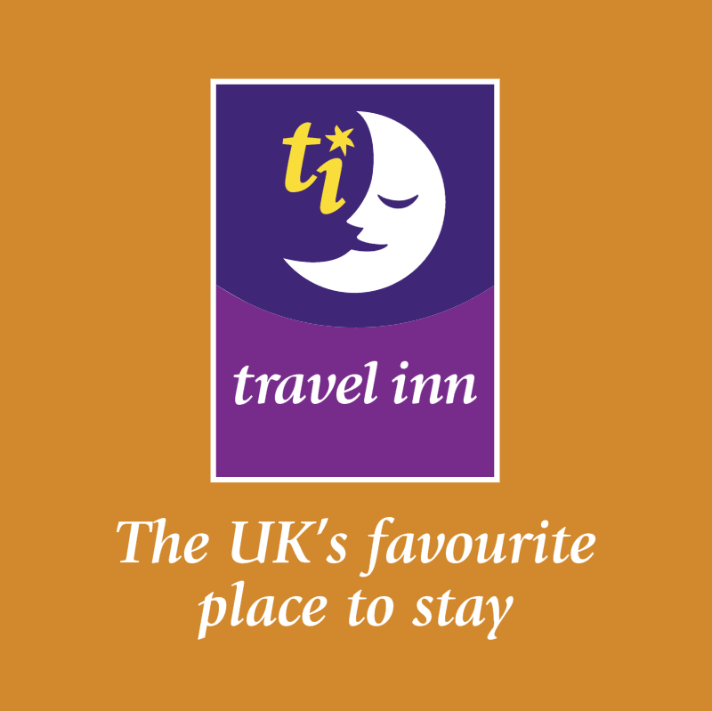 Travel Inn vector logo