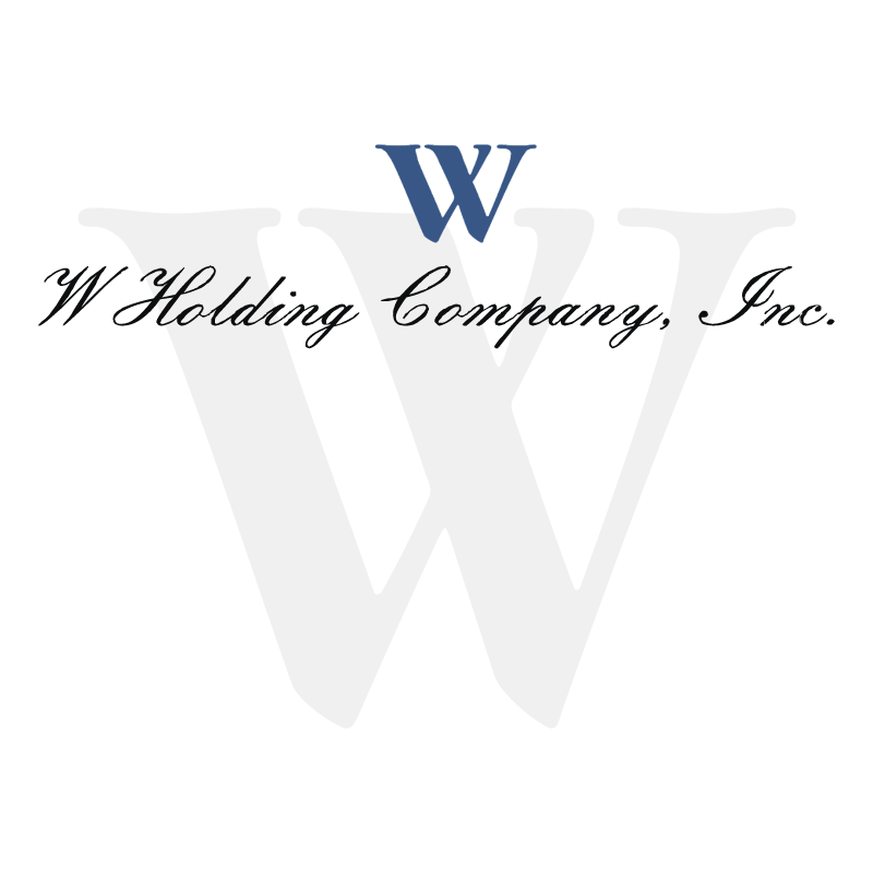 W Holding Company vector