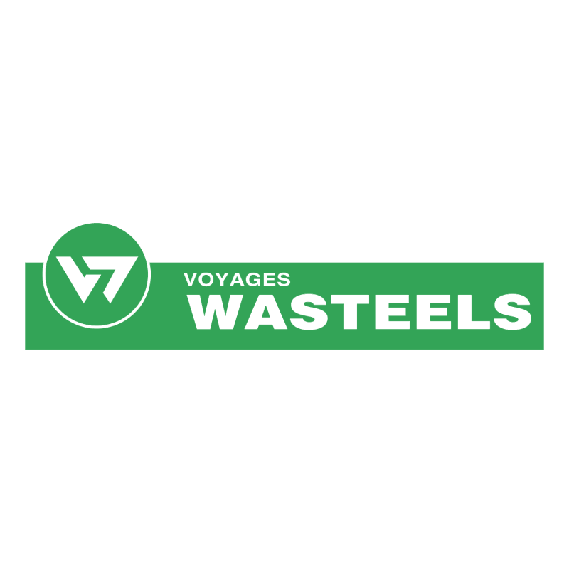 Wasteels Voyages vector logo