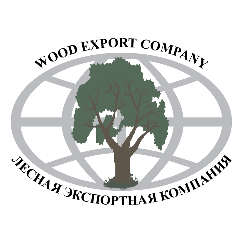 Wood Export Company vector logo