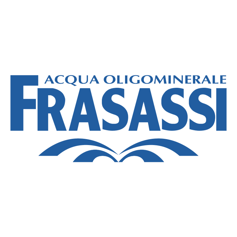 Acqua Frasassi vector logo