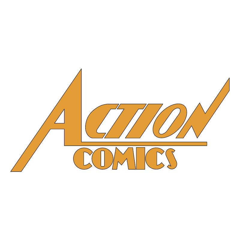 Action Comics vector