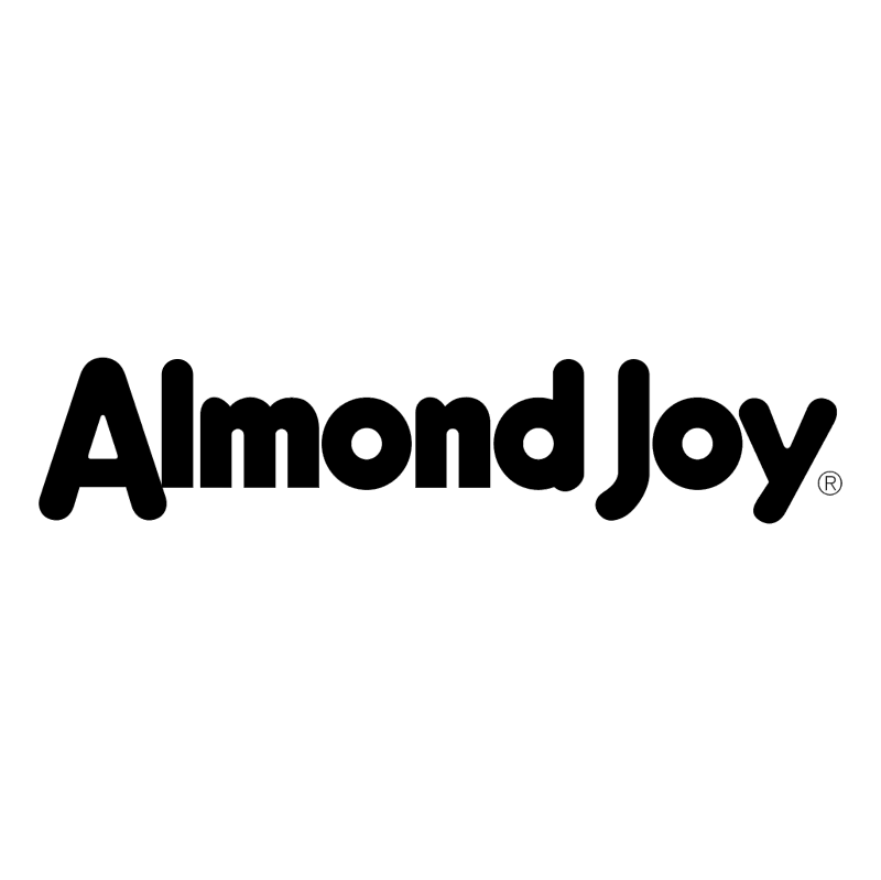 Almond Joy vector logo