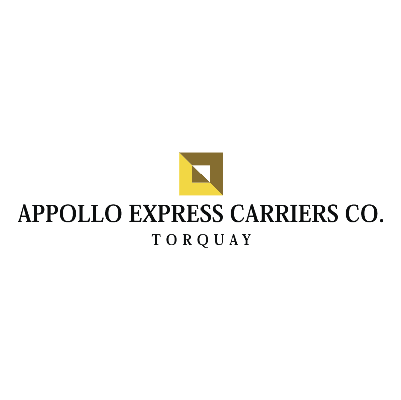 Appollo Express Carriers vector