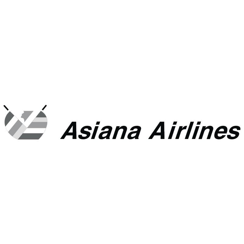 Asiana Airlines vector logo