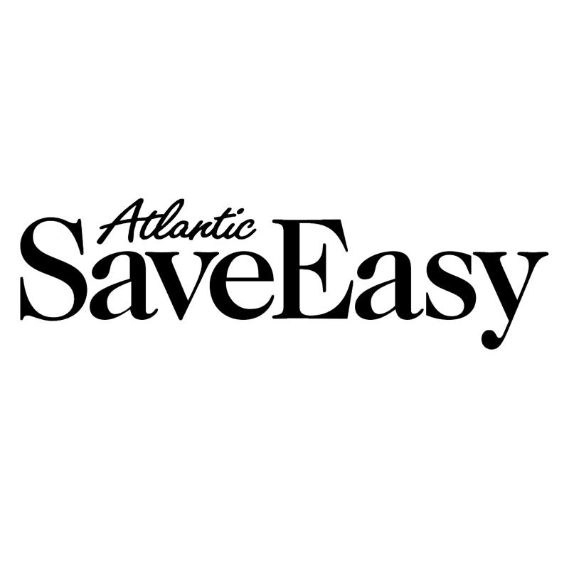 Atlantic SaveEasy vector