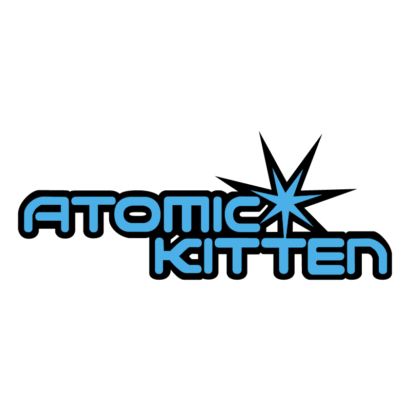 Atomic Kitten 75928 logo