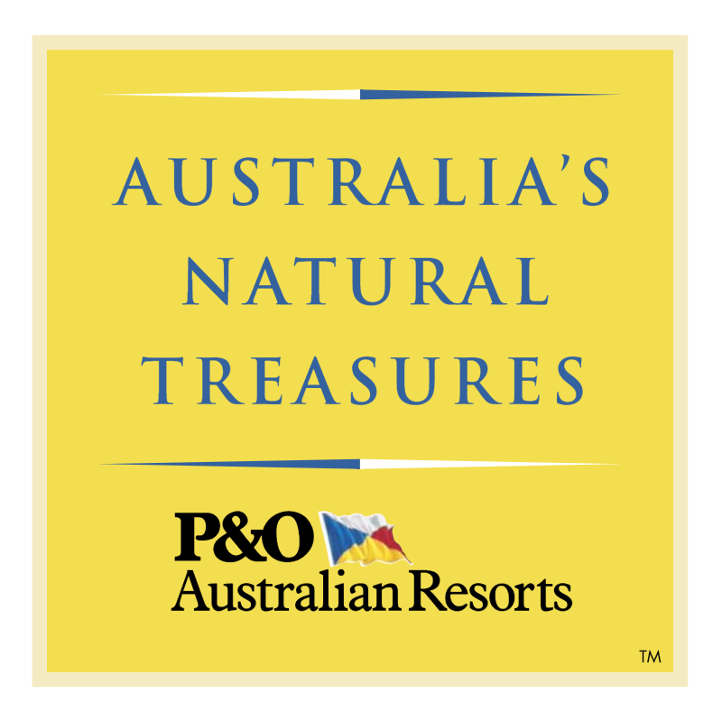 Australia's Natural Treasures vector