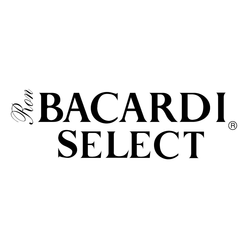 Bacardi Select vector