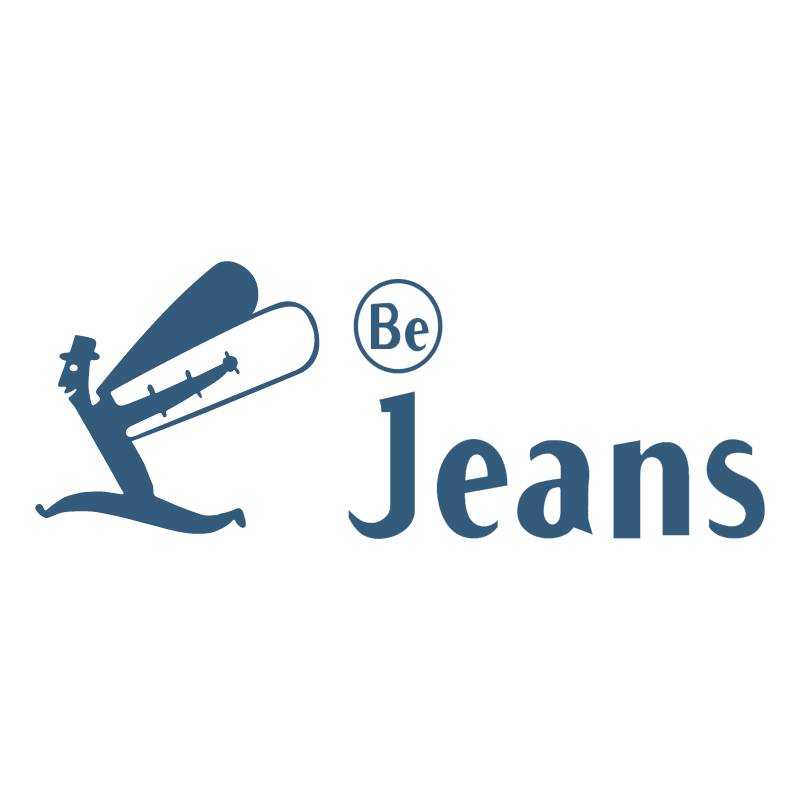 Be Jeans 80497 vector logo