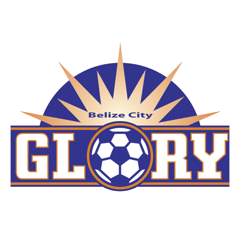 Belize City Glory vector