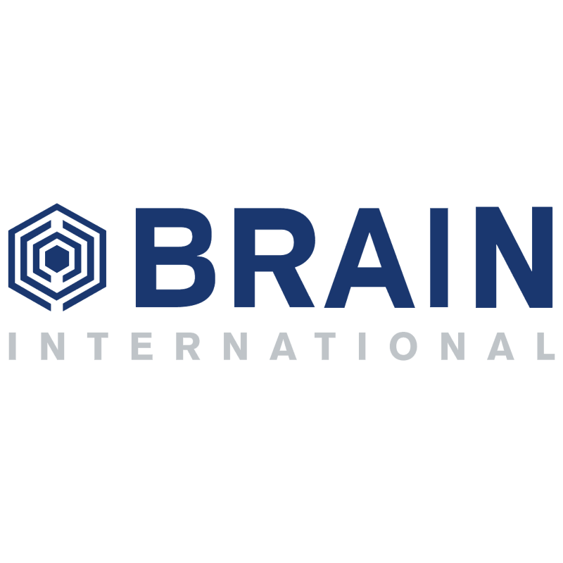 Brain International vector logo