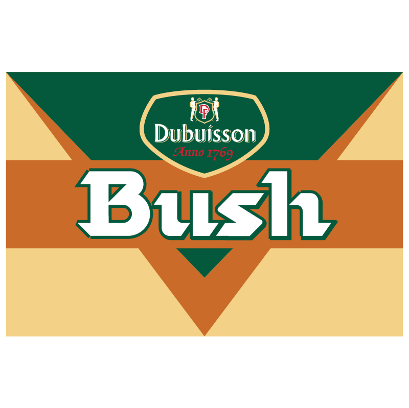 Bush Dubuisson 21024 vector