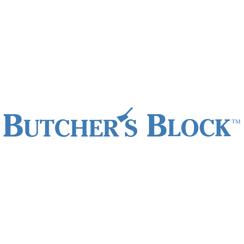 Butcher's Block vector