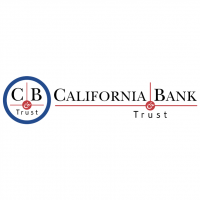 California Bank Trust vector