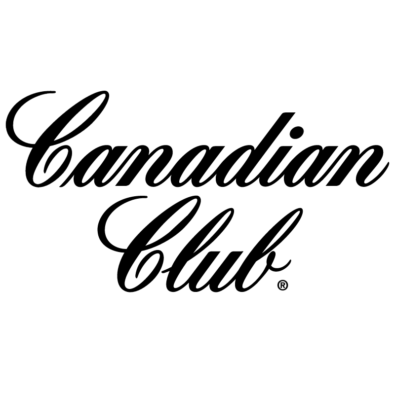Canadian Club vector