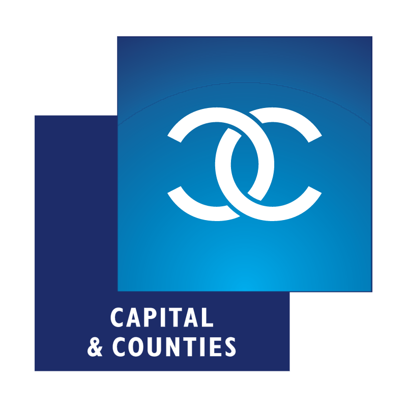 Capital & Counties vector