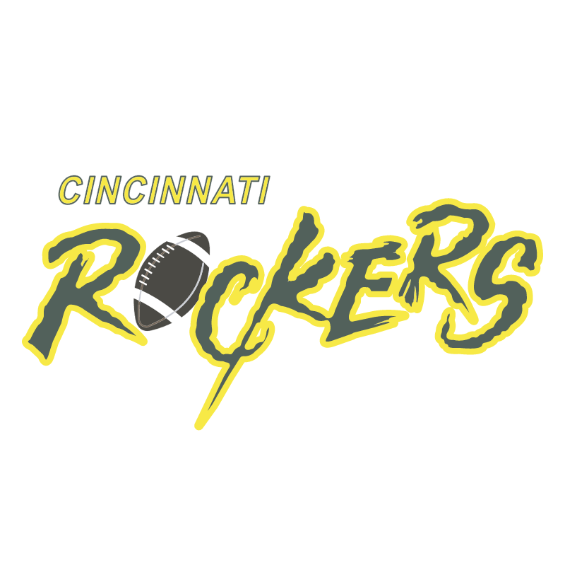 Cincinnati Rockers vector logo