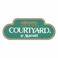 Courtyard vector