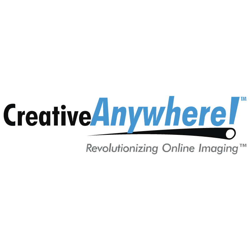CreativeAnywhere! vector