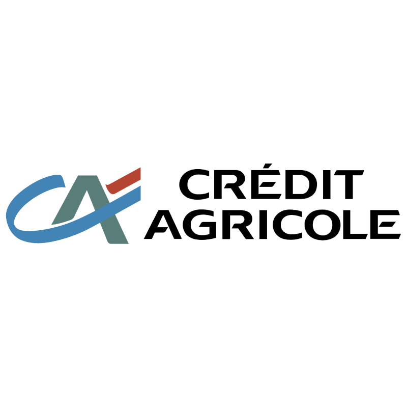 Credit Agricole vector