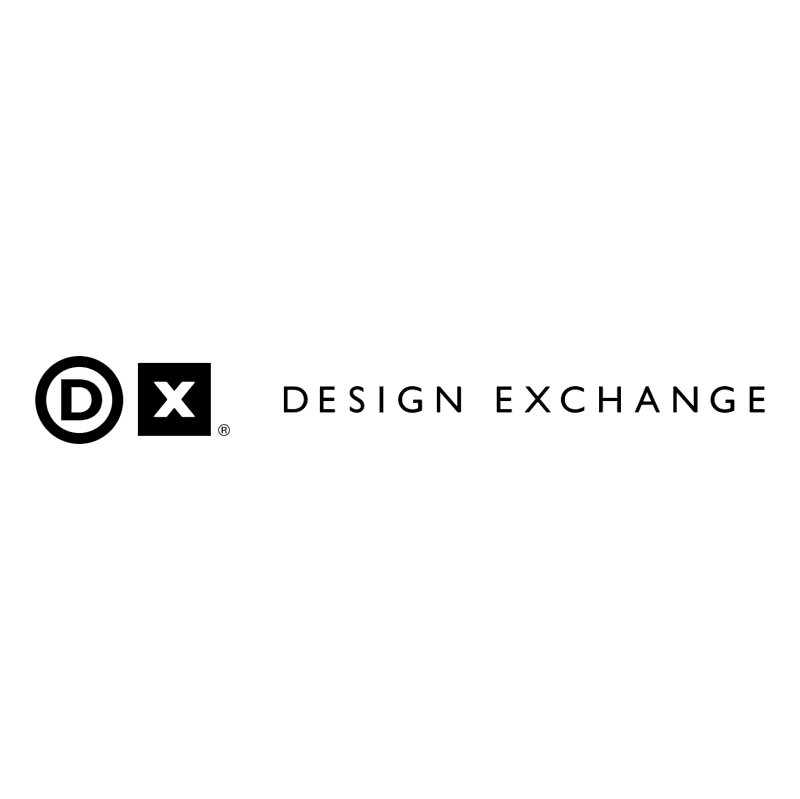 Design Exchange vector logo