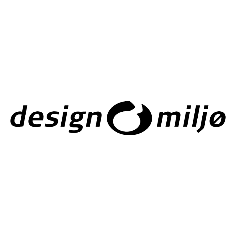 Design Miljo vector