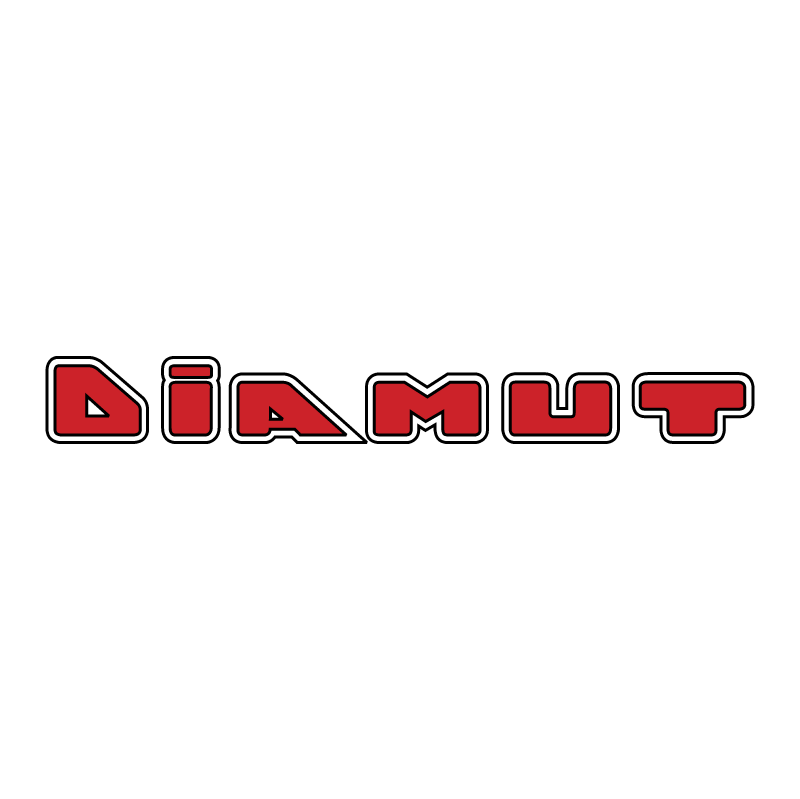 Diamut vector logo