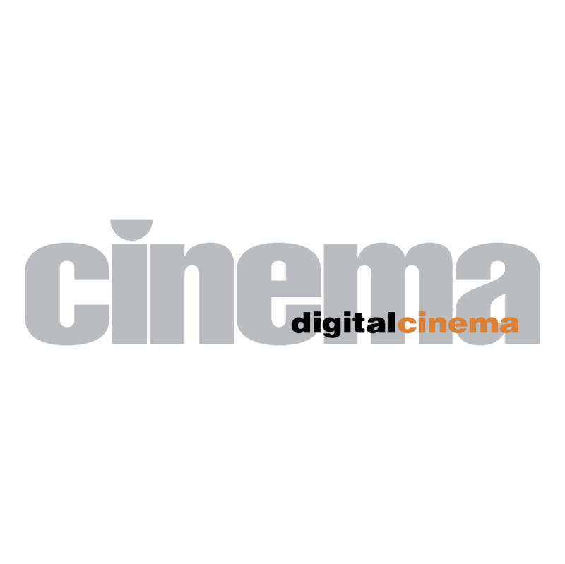 Digital Cinema vector