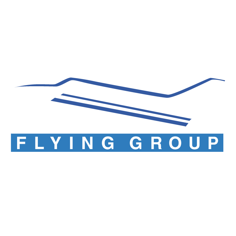 Flying Group vector logo