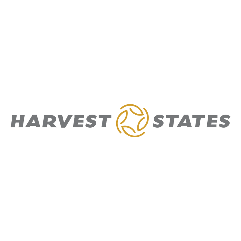 Harvest States vector