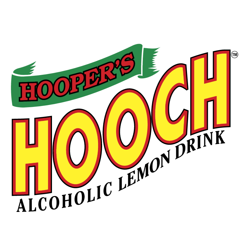 Hooch Lemon vector