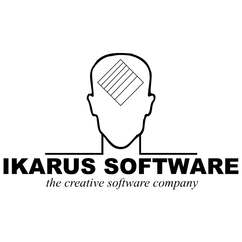 Ikarus Software vector