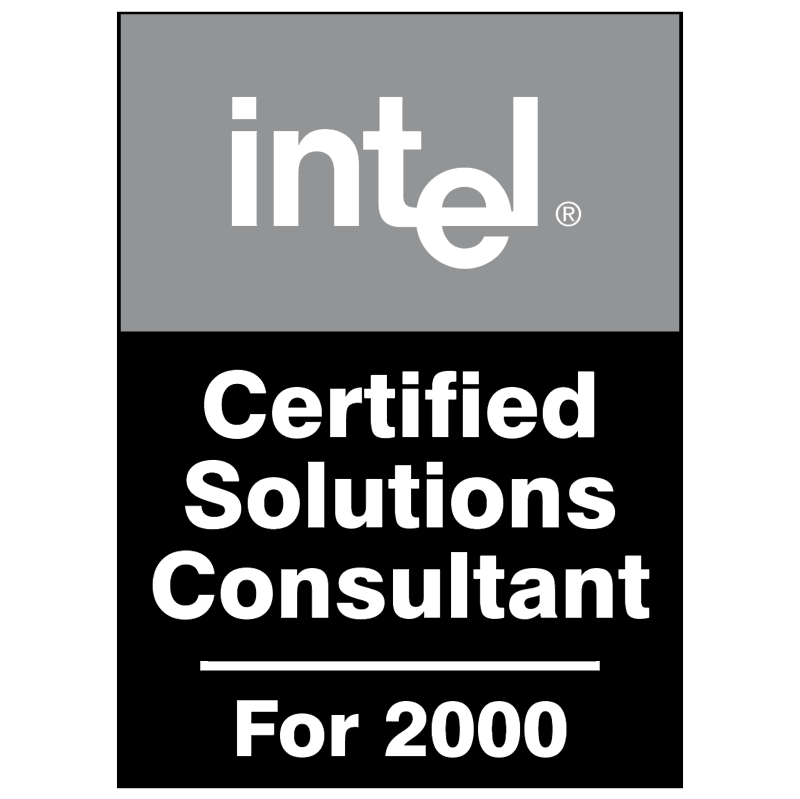 Intel Certified Solutions Consultant