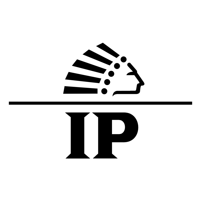 IP vector logo