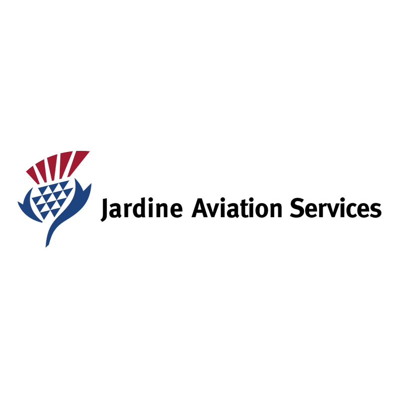 Jardine Aviation Services vector logo