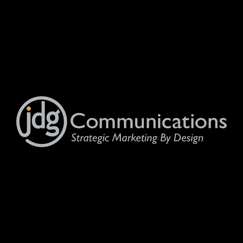 JDG Communications vector