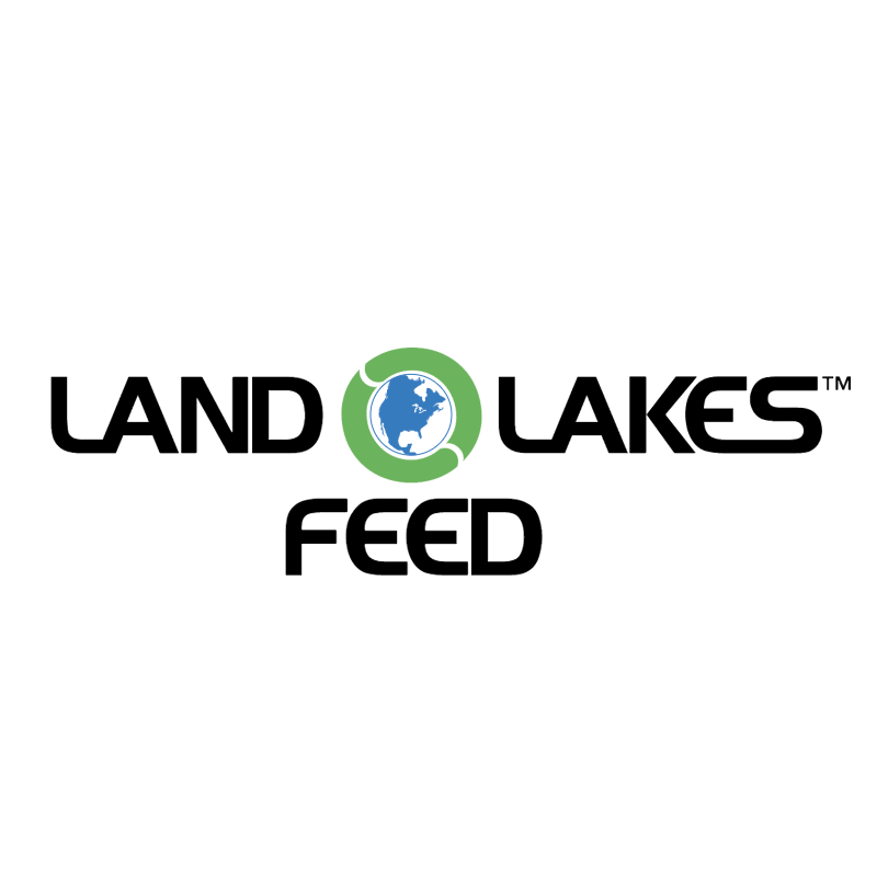 Land O'Lakes Feed vector