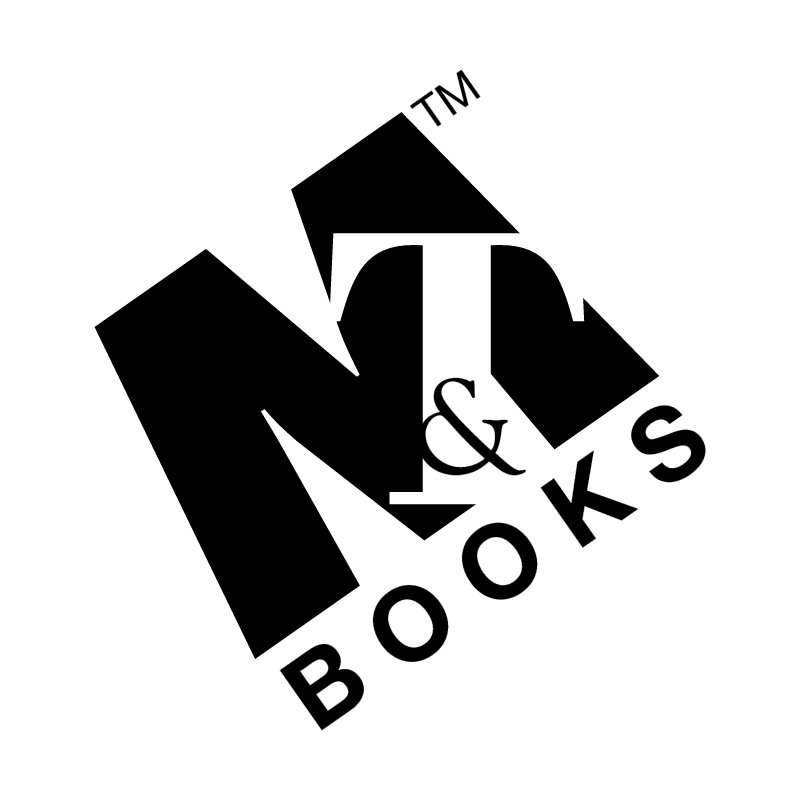 M&T Books vector logo