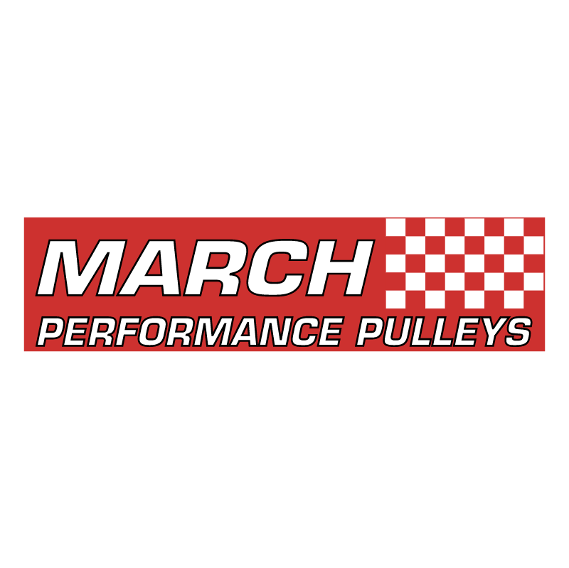 March Performance Pulleys logo
