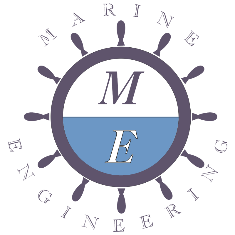 Marine Engineering vector logo