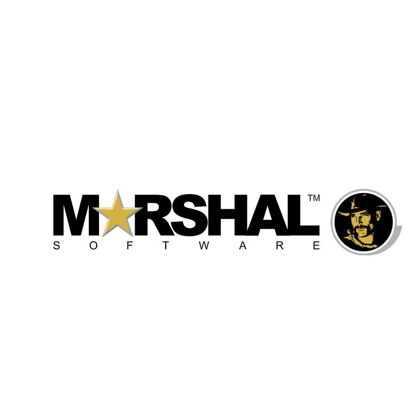 Marshal Software vector logo